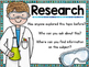 Scientific Method Signs