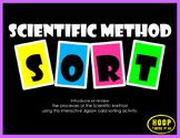 Scientific Method Sorting Activity