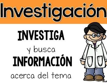 Scientific Method Spanish - Metodo Cientifico