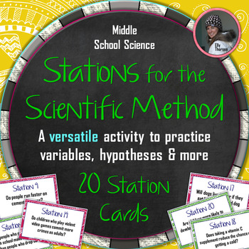 Scientific Method Stations: A Versatile Activity