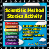 Scientific Method Stories Activity