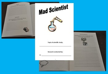 Scientific Method Student Booklet