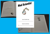 Scientific Method Student Booklet