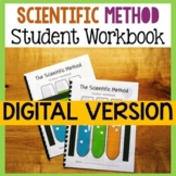 Scientific Method Student Workbook DIGITAL VERSION for Dis