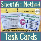 Scientific Method Task Cards