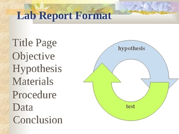 Scientific Method -- TeachPower.net Powerpoint lesson