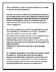 Scientific Method Template and Story Activity