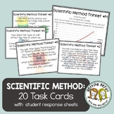 Scientific Method Task Cards - Distance Learning