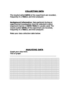 Scientific Method - Tootsie Pop Experiment