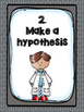 Scientific Method Turquoise and Black Posters