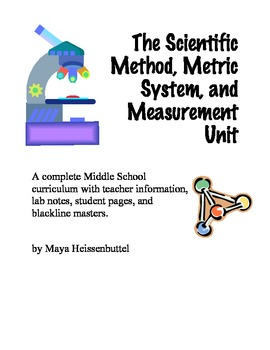 Scientific Method Unit