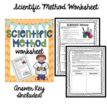 Scientific Method Unit Bundle