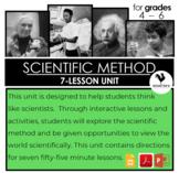 Scientific Method Unit {Digital & PDF}