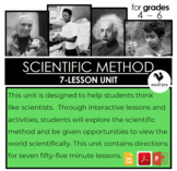 Scientific Method Unit {Digital & PDF}