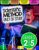 Scientific Method Unit of Study