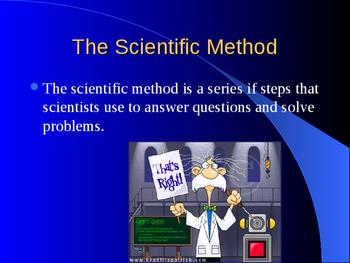 Scientific Method Using Skateboarding Example