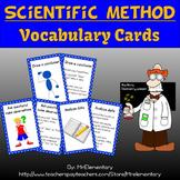 Scientific Method Trading Cards