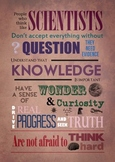 Scientific Method Vocabulary Quiz