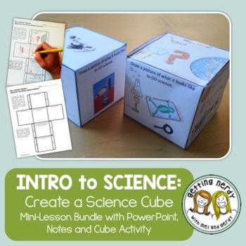 Scientific Method Cubing Activitiy