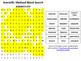 Scientific Method Word Search w/ Answer Key