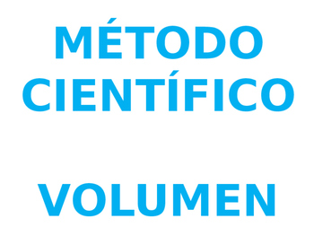 Scientific Method Word Wall English/Spanish