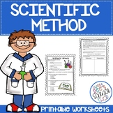 Scientific Method Worksheet