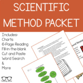 Scientific Method Worksheet Packet