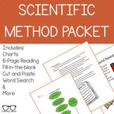 Scientific Method Worksheet Packet