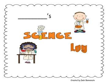 Scientific Method Writing Activity