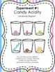 Scientific Method and Candy-  Chromatography, pH, Acidity and Solubility