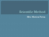 Scientific Method and Experiment With Vocabulary in Englis