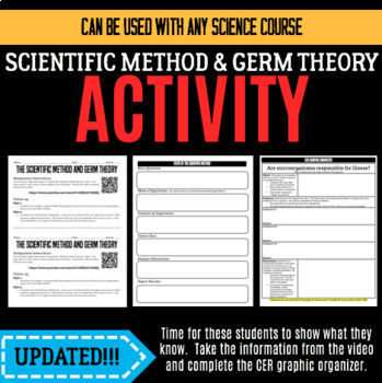 Scientific Method and Germ Theory
