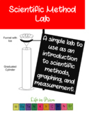 Scientific Method and Graphing Lab