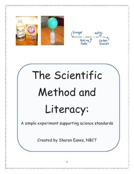 Scientific Method and Literacy