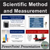Scientific Method and Measurement PowerPoint