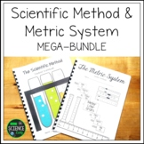 Scientific Method and Metric System Mega-Bundle with Stude