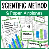 Scientific Method and Paper Airplanes Activity