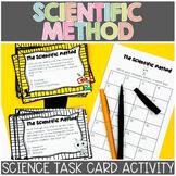 Scientific Method Task Cards   Task Cards for the Scientif