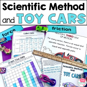 Scientific Method and Toy Cars- Force, Motion and Friction Mini-Unit