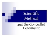 Scientific Method and the Controlled Experiment