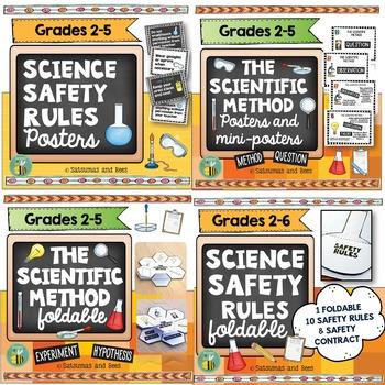 Scientific Method bundle {Back to School}