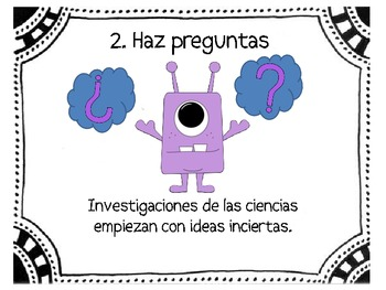 Scientific Method in Spanish