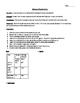 Scientific Method,science fair plannng sheet