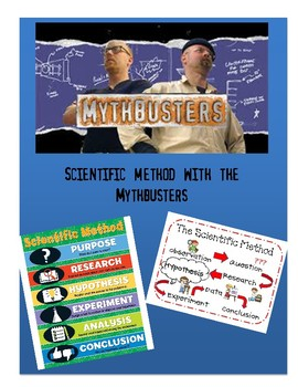 Scientific Method with the Mythbusters!