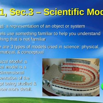 Scientific Models