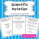 Scientific Notation Bundle