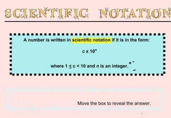 Scientific Notation Lesson