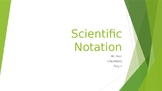 Scientific Notation Lesson Presentation