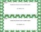 Scientific Notation Multiplication Task Cards