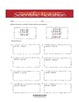 Scientific Notation Packet